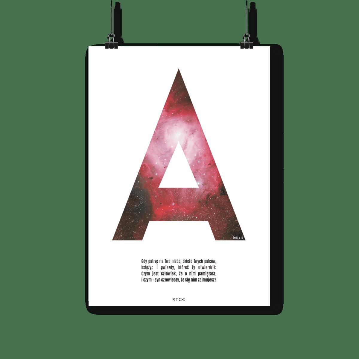 Plakat Gwiazdy