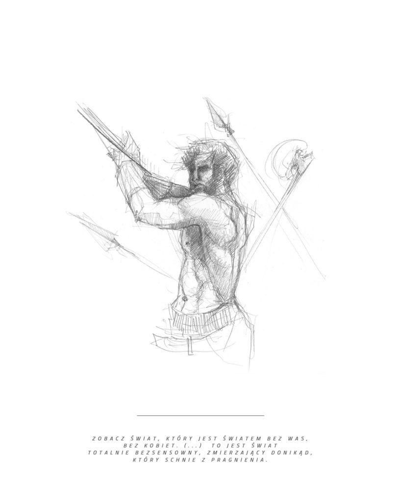 Ilustracja z książki Projekt Judyta