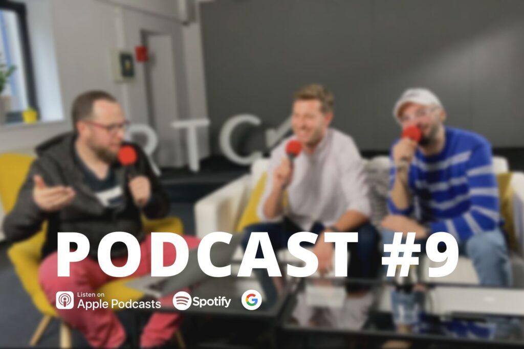 RTCK podcast #9